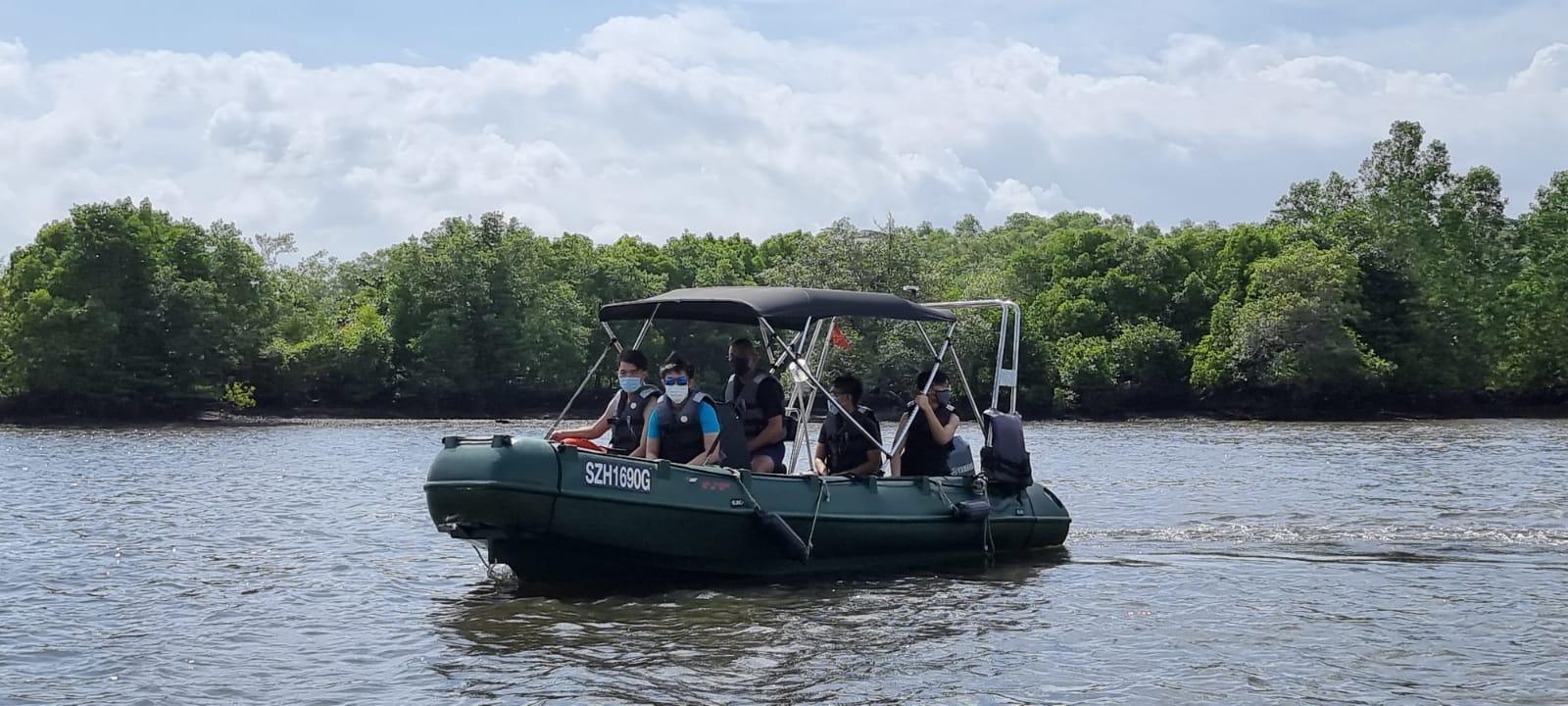 RBB Mangrove Safari